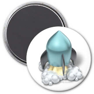 SNUB Launcher™ Rocket Icon Magnets