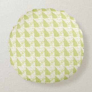 Snuggle_Accents-Lime-Sail's_Home-Decor Round Cushion