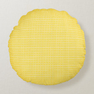 Snuggle_Accents-Royalty-Fabric's-Peach-Sangria Round Cushion