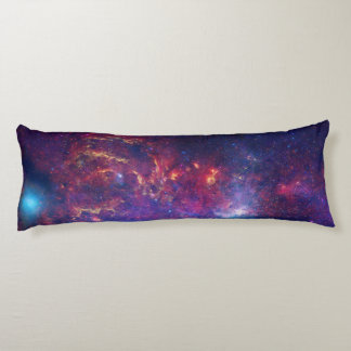Snuggle up with the Milky Way Body Cushion