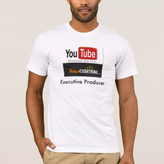 SnusCENTRAL YouTube Producer T-Shirt