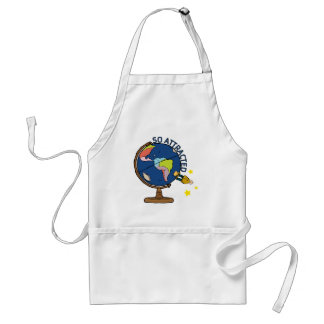 So Attracted Standard Apron
