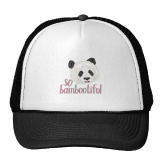 So Bambootiful Cap