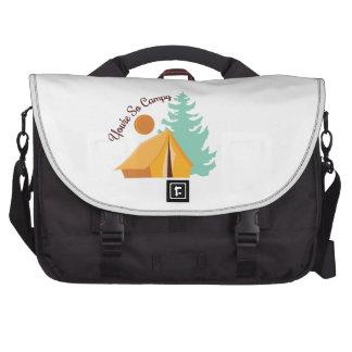 So Campy Laptop Commuter Bag