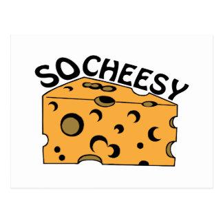 So Cheesy Post Cards