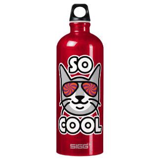 SO COOL Cat SIGG Traveller 1.0L Water Bottle