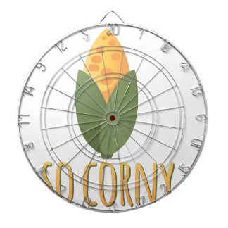 So Corny Dartboard