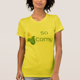 So Corny Girl Tee
