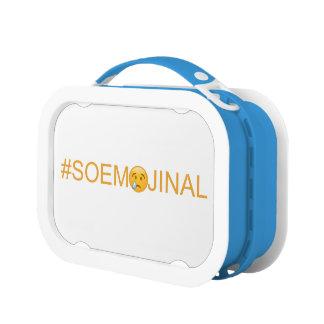 #SO EMOJINAL (so emotional) Lunchbox