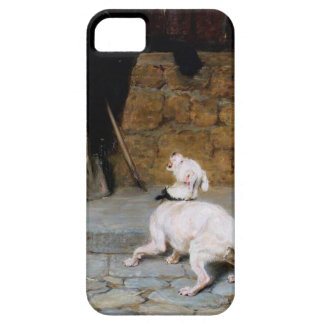 So full of shapes is fancy by Briton Riviere Barely There iPhone 5 Case
