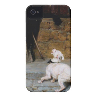 So full of shapes is fancy by Briton Riviere Case-Mate iPhone 4 Case