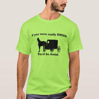 So Green, Amish Green T-Shirt