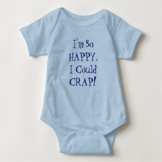 So Happy! Baby Bodysuit