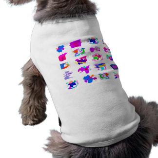 So Happy Sleeveless Dog Shirt