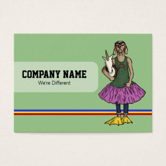 So Hip, business card template