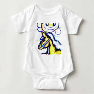 So I don't have to design weapons by Luminosity Baby Bodysuit