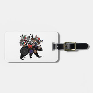 SO IS BEAR LUGGAGE TAG