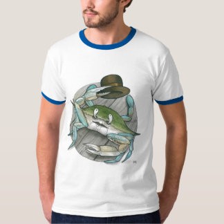 """So long Crabby!"" T Shirts"