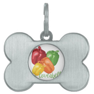 So Loveabell Pet Name Tag