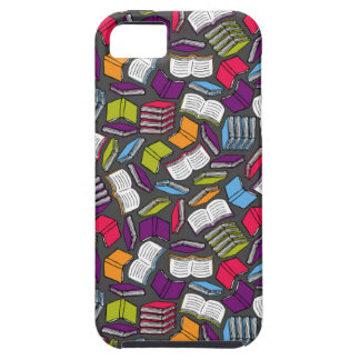 So Many Colorful Books... iPhone 5 Case