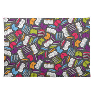So Many Colorful Books... Placemat