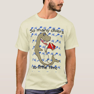 So many divers T-Shirt