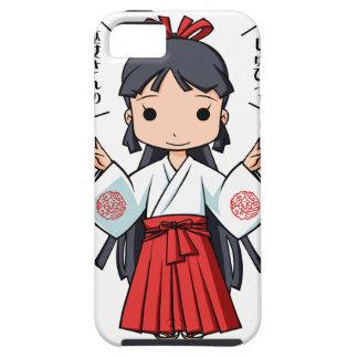 So! Miyako English story Omiya Saitama Yuru-chara iPhone 5 Case