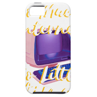 So Much Internet So Little Time iPhone 5 Cover