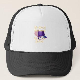 So Much Internet So Little Time Trucker Hat