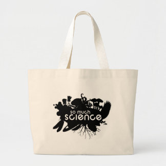 So Much Science Tote Tote Bag