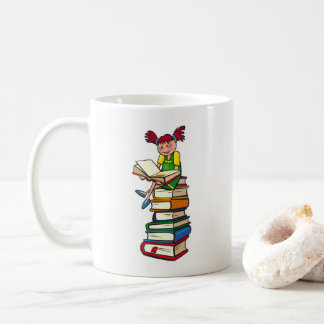 So much to read so little time coffee mug