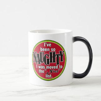 So Naughty Coffee Mug