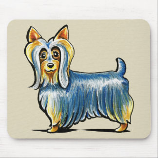So Silky Terrier Mouse Pad