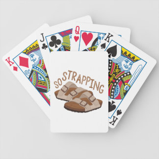 So Strapping Poker Deck