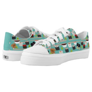 So Sushi Cute Shoes Printed Shoes