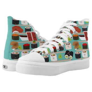 So Sushi Cute Too Printed Shoes