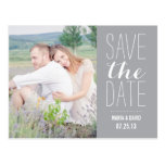 SO SWEET | SAVE THE DATE ANNOUNCEMENT POST CARD