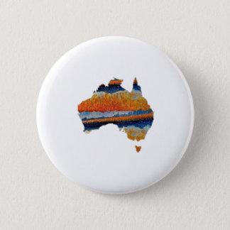 SO VAST AUSTRALIA 6 CM ROUND BADGE