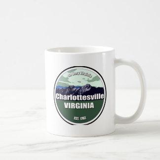 So Very Virginia Charlottesville Coffee Mug