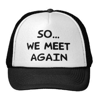So We Meet Cap