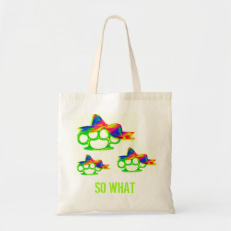 SO WHAT - KnuckleBow Bag