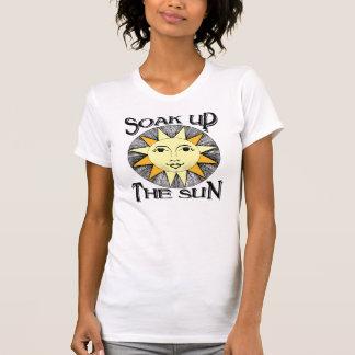 Soak up the sun spring break tshirt