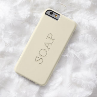 Soap Barely There iPhone 6 Case