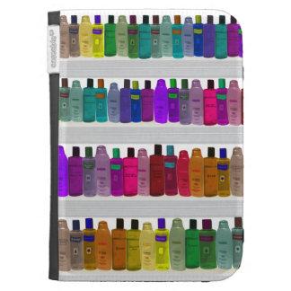Soap Bottle Rainbow - for bathrooms salons etc Kindle Case