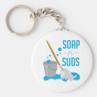 Soap N Suds Key Chains