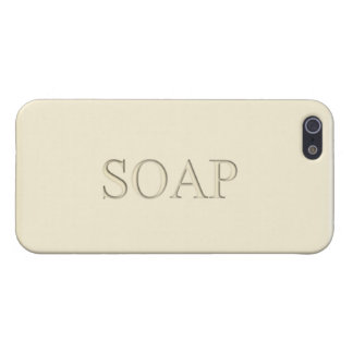 Soap Phone Cover For iPhone 5/5S