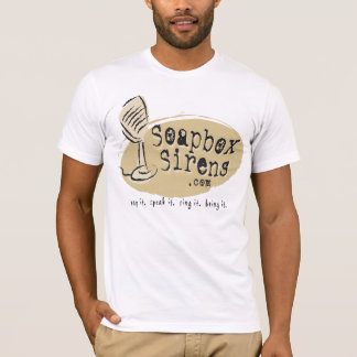 Soapbox Sirens Long Sleeve Tee Shirt