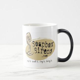 Soapbox Sirens Morphing Mug