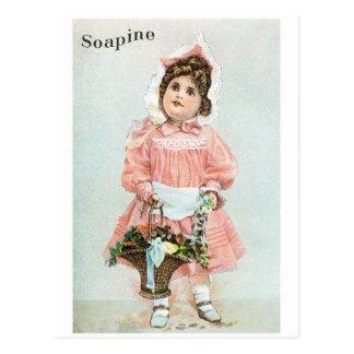 Soapine Postcard