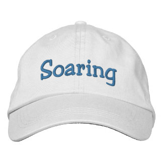 Soaring Embroidered Cap